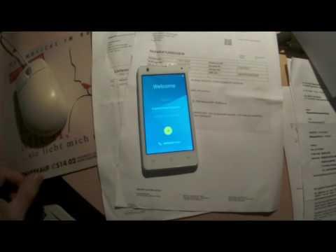 MEDION-Händi Touchscreen Garantie-Reparatur