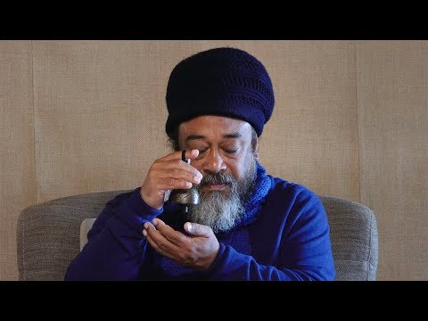 Silent Sitting with Mooji on Easter Sunday