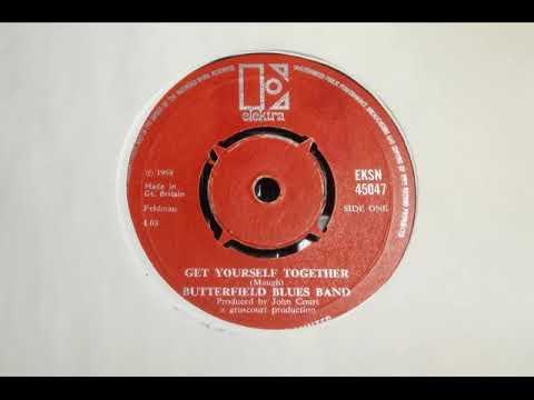 funk-r&b---paul-butterfield-bb---get-yourself-together---elektra-eksn-45047-uk-1968-vocal-dancer