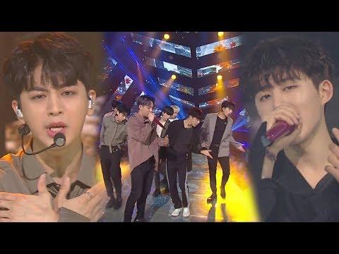 IKON(아이콘) - GOODBYE ROAD(이별길) @인기가요 Inkigayo 20181014