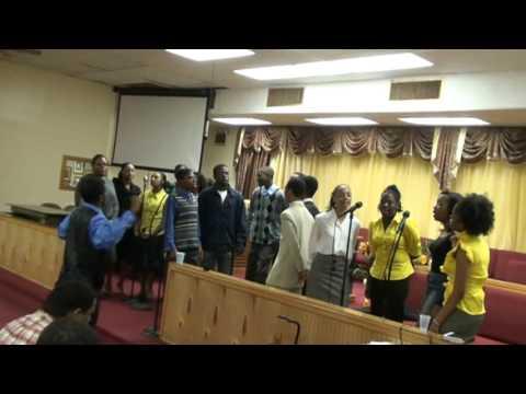 New Dimension Youth Choir - Calvary