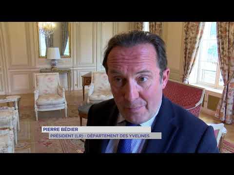 Politique : ligne 18, grand Paris, son avenir, ... Pierre Bédier prend la parole