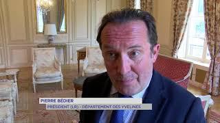 Politique : ligne 18, grand Paris, son avenir, … Pierre Bédier prend la parole