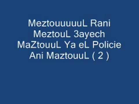 Aissa..Parole..Rani MeztouL (