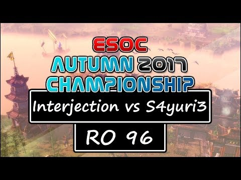[AoE3] ESOC Spring Tournament — RO64: mongo10 vs Einhornleiche from YouTube · Duration:  28 minutes 21 seconds