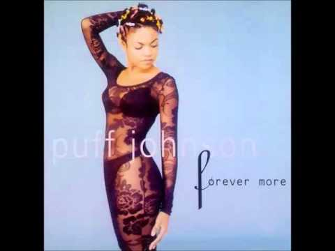 Puff Johnson - Forever More (Eternity Mix). 1996, Work/Columbia - Sony/BMG