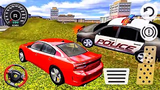 Extreme Car Driving Racing 3D: Police Cars Chase Bumps Challenge - Best Android Gameplay #2