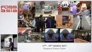 Virtual Reality OS: Open Source, Of Singapore - FOSSASIA 2017
