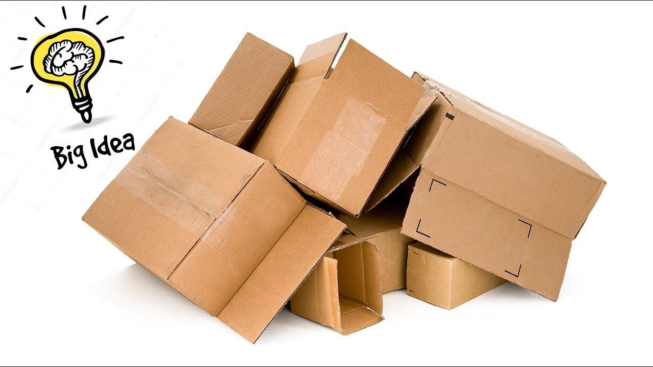 Diy Cardboard Box Ideas - Clublifeglobal.com