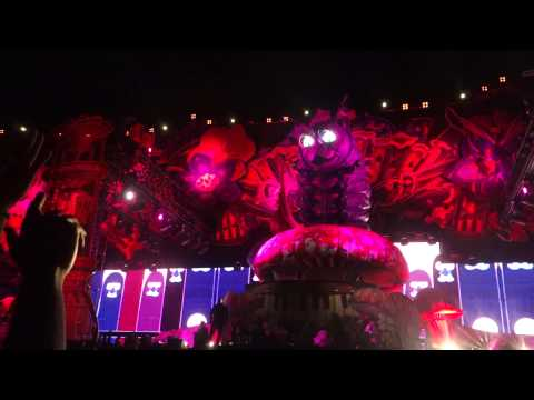 Jar of Hearts + Live For The Night - Dash Berlin @ Beyond Wonderland Bay Area 2013