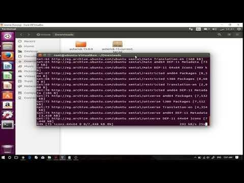 How to Install Asterisk on Ubuntu 16.04