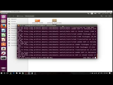 How to Install Asterisk on Ubuntu 1604