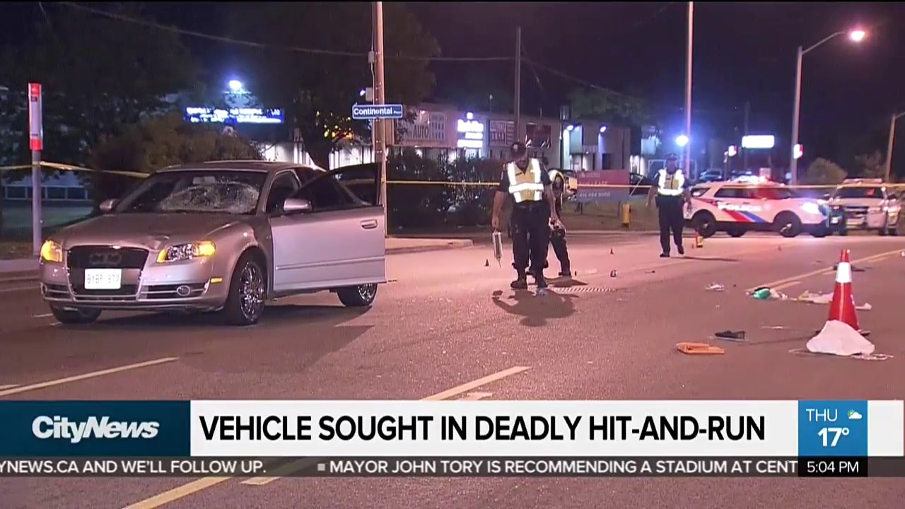 Search continues for driver involved in deadly Scarborough crash ...