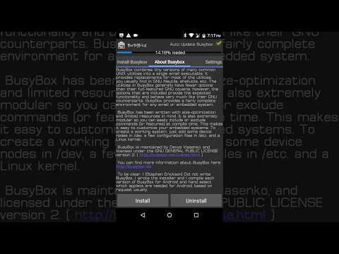 BusyBox Pro APK Download 2018! (MEGA And Mediafire Link)