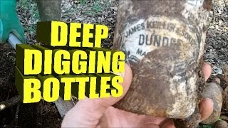 Deep Digging Bottles (202)