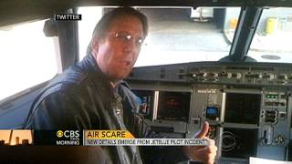 Details emerge on JetBlue pilot meltdown
