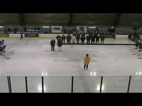 Dalhousie University Tigers vs University Of New Brunswick Varsity Reds - February 12th 2011