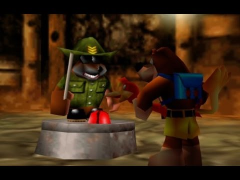 Walkthroughs and guides for Banjo-Tooie - Super Cheats