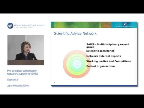 EMA scientific advice, including qualification of novel methodologies and parallel HTA advice