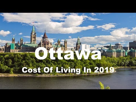 Cost Of Living In Ottawa, Canada In 2019, Rank 161st In The World