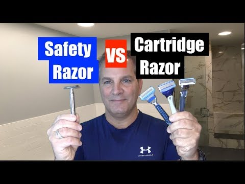 Safety vs Cartridge Razor-Which is Better?