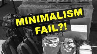 PODCAST 13 | Minimalism - Did We Fail? [Sample]