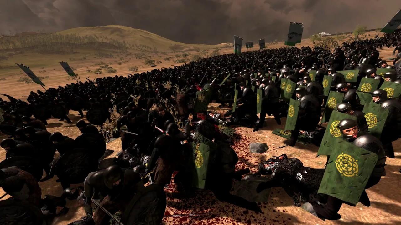 robert vs rhaegar 40 000 soldiers battle youtube