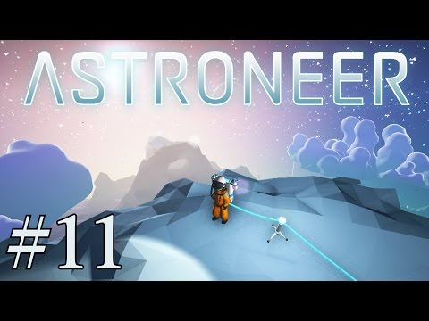 Let's Play Astroneer Ep. 11- North Pole!