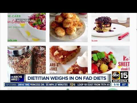 Keto vs. paleo: dietitian weighs in on popular diets