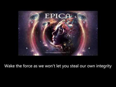 Epica - Divide and Conquer (Lyrics)