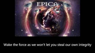 Epica - Divide and Conquer (Lyrics)