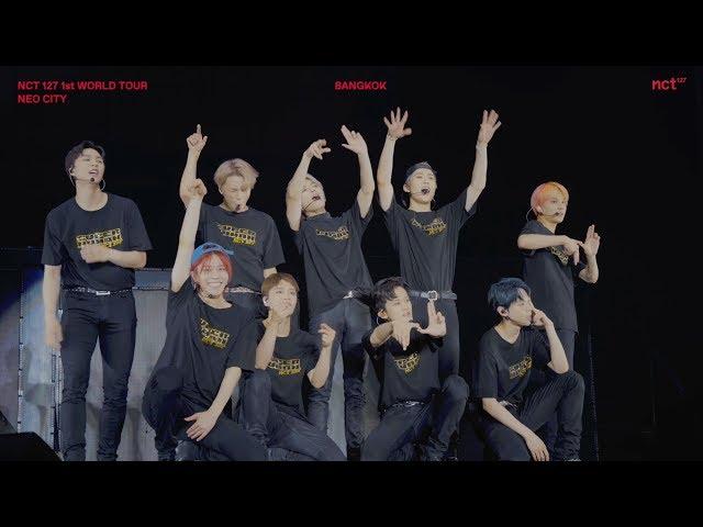 NCT 127 TAKES BANGKOK : 1ST WORLD TOUR _NCT 127 TO THE WORLD