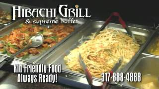 Hibachi Grill & Supreme Buffet near Greenwood Park Mall