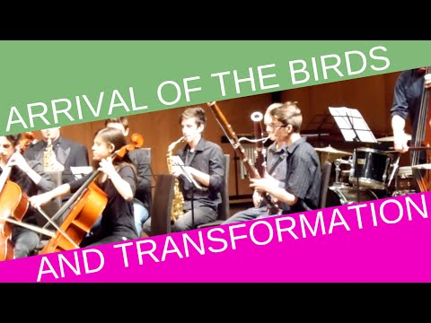 Liceo Musicale Di Aosta - Arrival of the Birds and Transformation