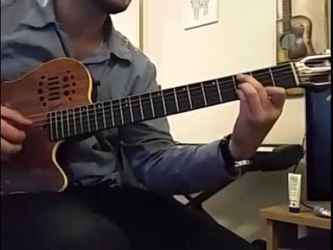 Every Breath You Take Chord Melody Youtube
