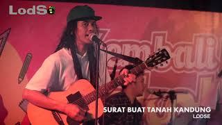 Download LODSE - Surat Buat Tanah Kandung ( Live at MORO Purwokerto)