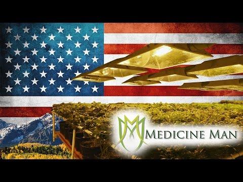 Luxus-Grow und ein Lager voller Blüten - Medicine Man Colorado | DHV USA Tour 2015 Part 8/10