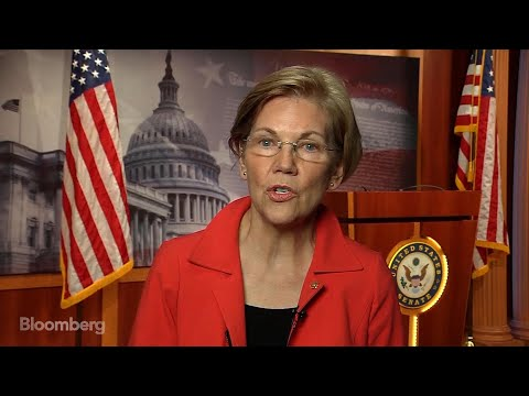Sen. Warren on CFPB Showdown, Trump's 'Pocahontas' Jab