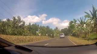 Driving in The Philippines