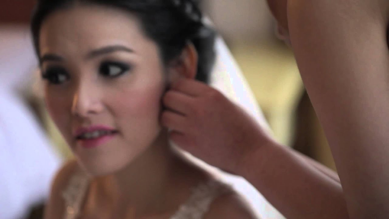 Indonesian Celebrity Top frans + mersy | wedding in jakarta indonesia | beautiful, romantic