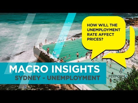 Macro Insight: Sydney - Unemployment