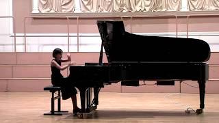 С.В. Рахманинов, Вальс ля мажор, Op10, №2, исполняет  Лилит Мартиросян