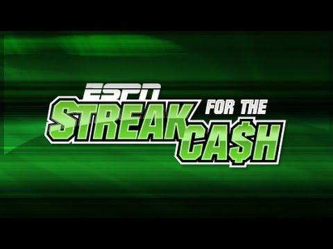 ESPN STREAK FOR THE CASH СКАЧАТЬ БЕСПЛАТНО