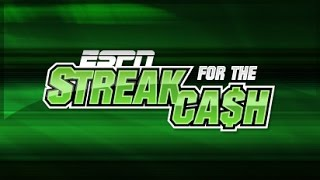 How To Play and Win ESPN Streak For The Cash