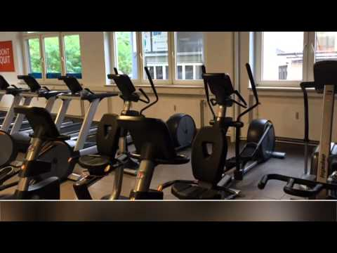 Gym10 Fitness Stuttgart Bad-Cannstatt Studiorundgang