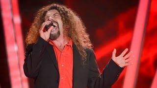 Mitchell Anderson Sings Sexual Healing: The Voice Australia Season 2