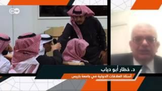 خطار أبو دياب: على ألمانيا أن تتفاوض مع روسيا حول أوكرانيا لإيجاد حل في سوريا
