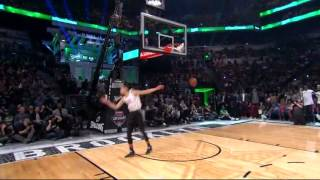 Zach LaVine - Space Jam Dunk 2015