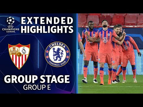Sevilla vs. Chelsea: Extended Highlights | UCL on CBS Sports