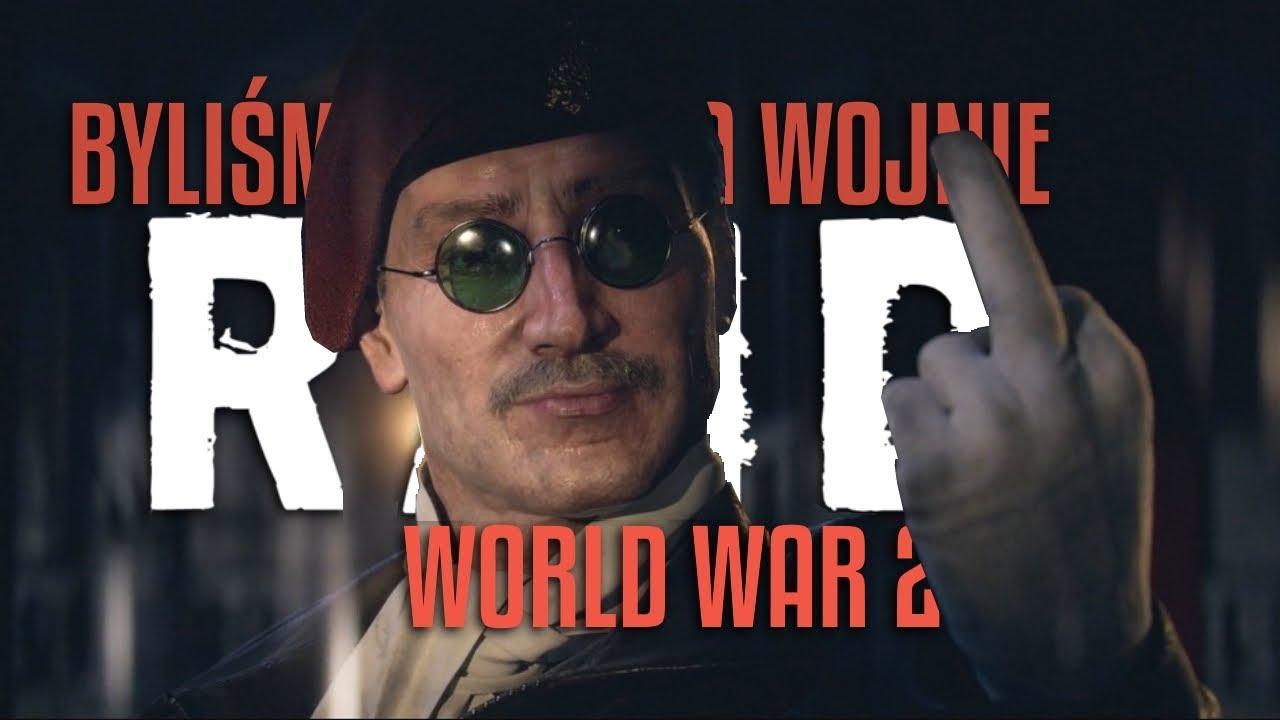 BYLIŚMY Z EMI NA WOJNIE – Raid: World War 2 (Gameplay PL)